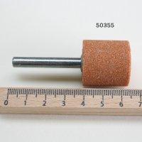 砥石(茶色)WA 3514P 6mm軸