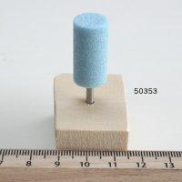 砥石(薄青色)WA 3424P 3mm軸