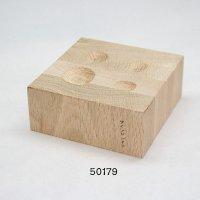 目型成型台(木製) 97×97×45mm
