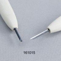 彫刻刀安来鋼 丸型1.5mm 別誂R