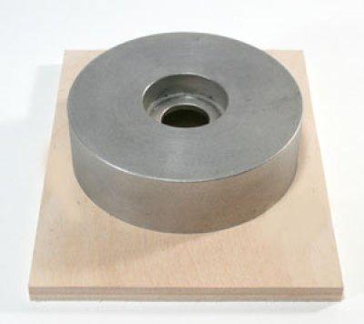 画像1: ダイヤモンド砥石 固定台
