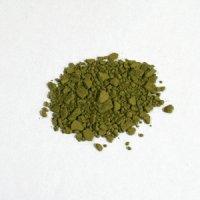 水干顔料 鶯茶緑#6