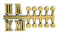 文字符 ドット・ローマ数字 BF-214