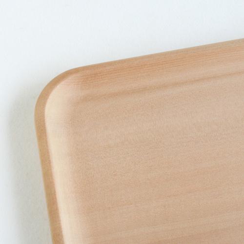 画像3: 長方形トレー 桂材