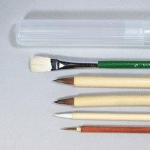 他の写真1: 面打用筆セット