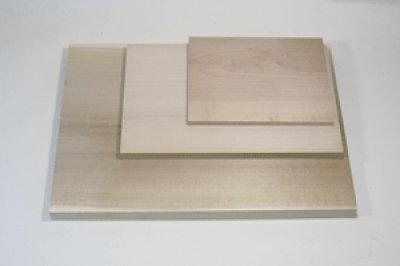 画像1: レリーフ 400×300×21mm 朴材
