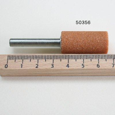 画像1: 砥石(茶色)WA 3515P 6mm軸