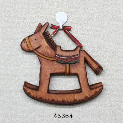 画像1: 木馬