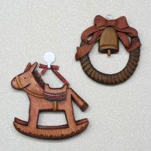 他の写真2: 木馬 シナ材