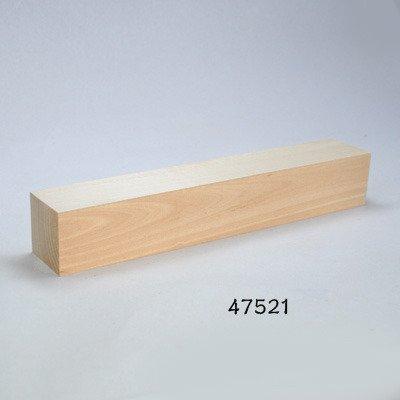 画像2: 角材 シナ材 300×50×50mm