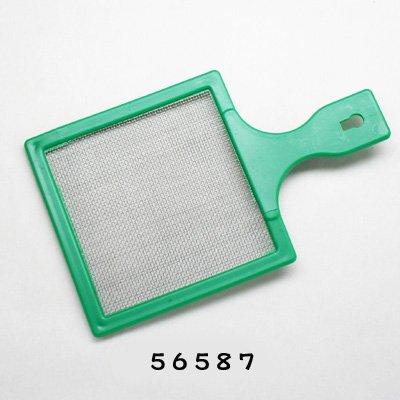 画像1: ぼかし金網 95×95グリーン