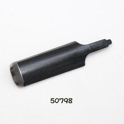 画像1: 電動木彫機専用替刃 ロング丸型 15mm