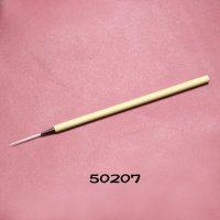 毛がき筆 極細穂長 ナイロン筆