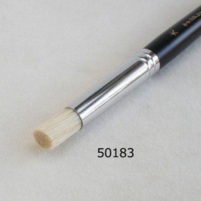 画像2: 刷り込み筆 丸軸 大 11mm