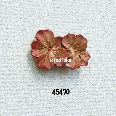 画像4: ブローチ 桜 ピン付