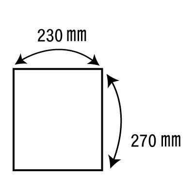 画像4: 面袋中 古布  (綿入り面当て付き)