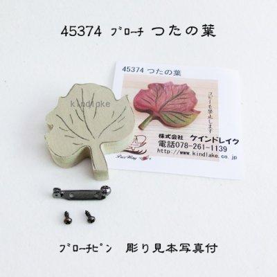 画像3: つたの葉 ピン付