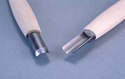 画像1: 彫刻刀ハイス鋼HSS 丸型7.5mm
