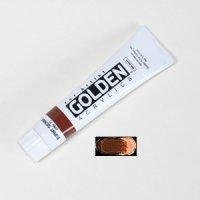 ゴールデンアクリリックス バーントシェナー113-A茶色