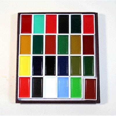 画像1: 顔彩24色