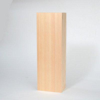 画像1: 地蔵立像尺寸用 木曽檜材