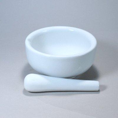 画像1: 乳鉢 15cm(乳棒付)