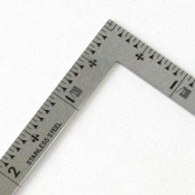 他の写真1: 超小型曲尺 五寸法師 尺目
