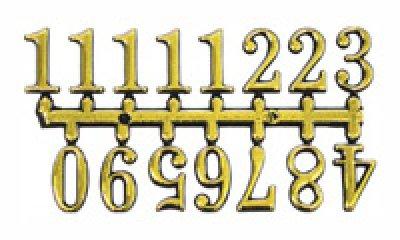 画像1: 文字符 アラビア数字 BF-204