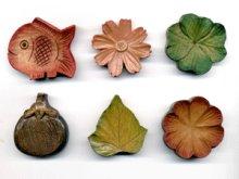 他の写真1: スプーン・箸置き 花 朴材