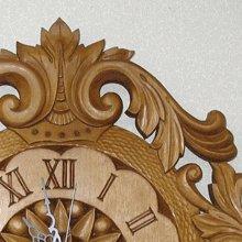 他の写真1: 針時計 カラクサ 朴材