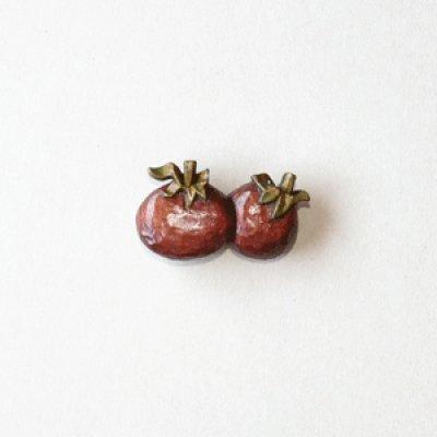 画像1: プチトマト ピン付