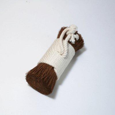 画像1: 木彫ホーキ 小