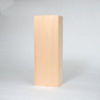 画像1: 地蔵立像6寸用 木曽檜材