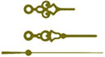 画像1: 飾り針 SH-5G