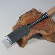 他の写真2: 木彫つきのみ平型長柄 42mm