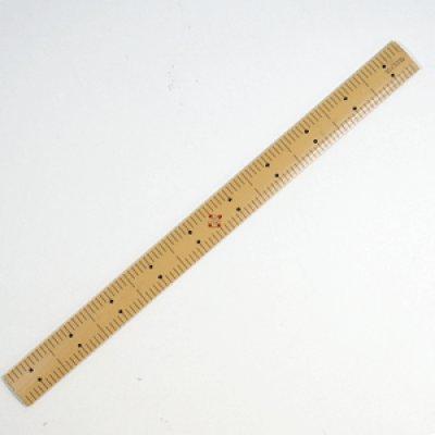 画像1: 竹尺30cm (寸目)