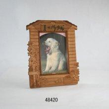 他の写真2: はがき額 犬小屋