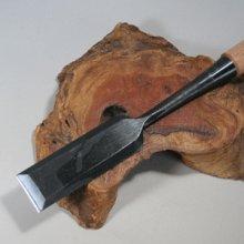 他の写真2: 木彫つきのみ平型長柄  36mm
