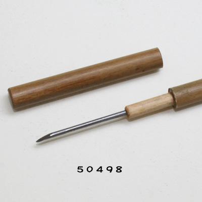 画像2: 小面 毛彫り刀 170mm