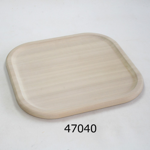 画像1: 新四角盆 大 320×295×20mm