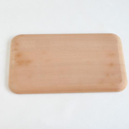 画像2: 長方形トレー 桂材